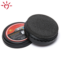 OEM shoe care product cleaner polish sponge shoe shine for shoe