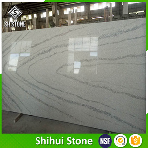Chineses factory cheap price artificial stone big quartz slabs india