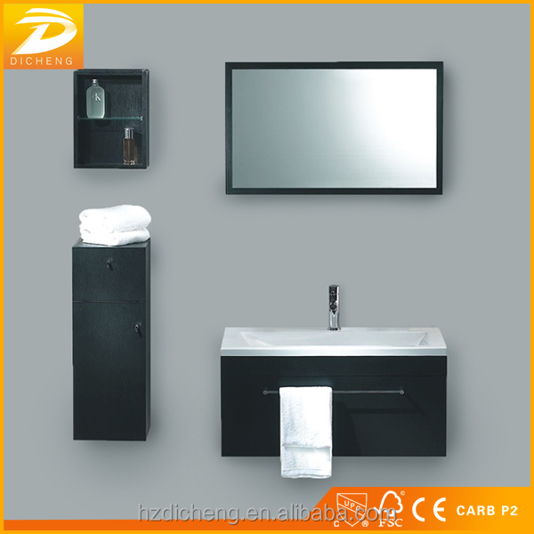 ready made bathroom vanities modern single vanity pre built cabinets in mumbai to assemble
