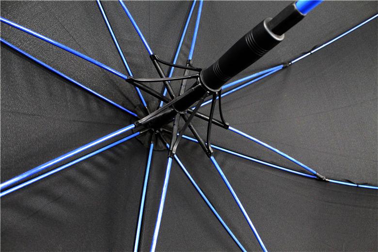High Quality Promotional Automatic Windproof  Golf umbrella