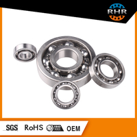 China manufacturer bearing for used cars 6206 deep groove ball bearing