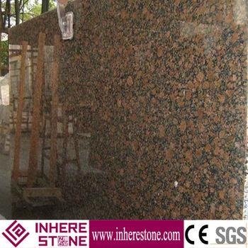 Precio competitivo brasile o granito marr n buy product on for Granito brasileno