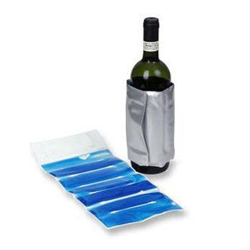 Gel Ice Pack Bottle Cooler Individual Wine