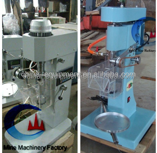 XFD 1.5L Lab testing purpose small scale single flotation machine for sale