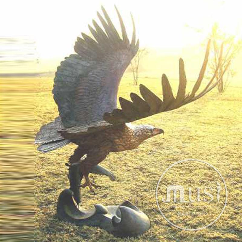 Large Bronze Eagle Sculpture, Large Bronze Eagle Sculpture Suppliers ...