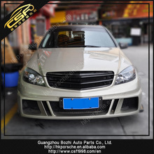 w204 Brbus style body kit for C Class