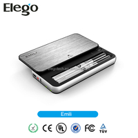 2014 Best Arrival Elegent Design Kit EMILI Kit with 1300mah Rechargeable Case China Wholesale
