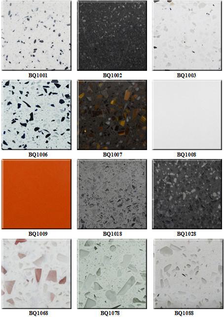 China Excellent Supplier Bitto Kitchen Bench Top Quartz Stone Slabs