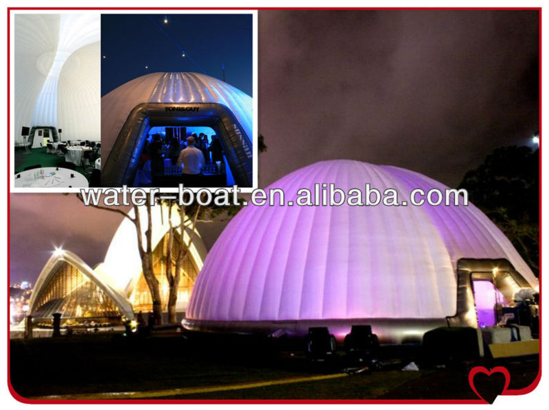 inflatable canopy,inflatable dome tent, inflatable tent