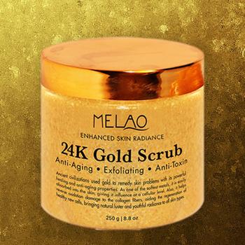 24k Gold Body Scrub And Facial Scrub 8 8 Oz Ancient Anti Aging