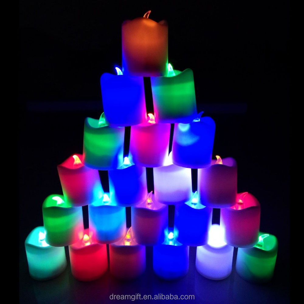 2015 Hot Led Candle Lights Home Decoration Valentine's Day ...