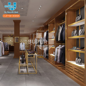 ff5a9aced Retail Clothes Store Decoration Wholesale