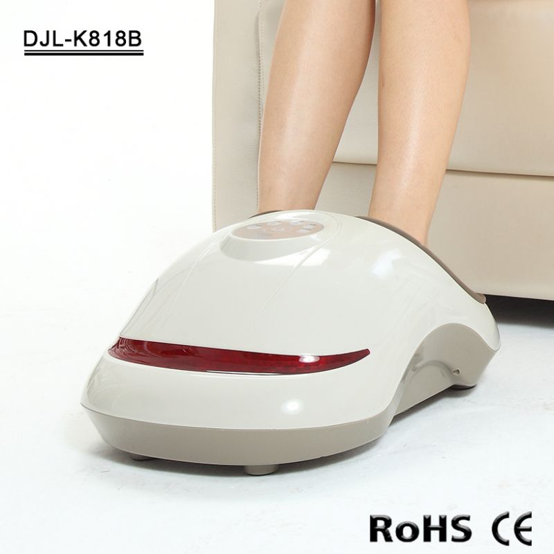 2016 Portable Cheap Perfect 3D Foot Massage Chair