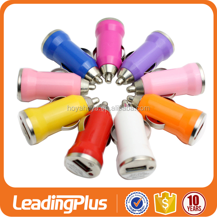 Wholesale Mini USB Car Charger Vehicle Power Adapter