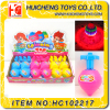 12pcs flashing spinning top toy with music HC102217