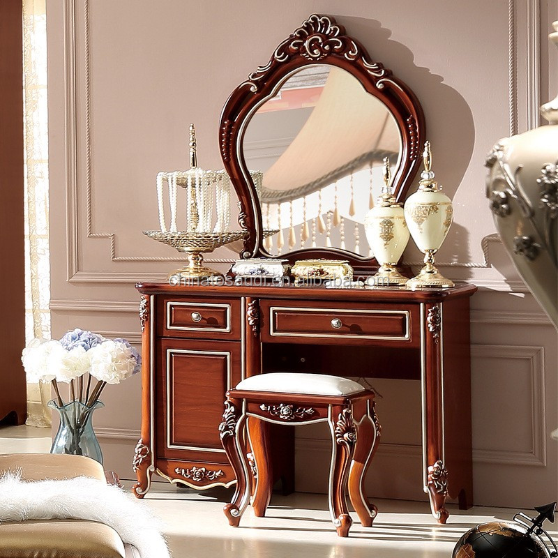 Royal Furniture Classic Bed Set Home Furniture Italian Antique ...