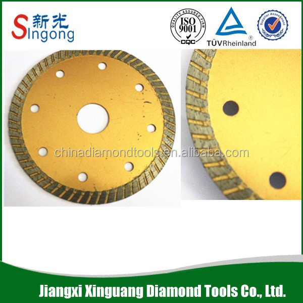Tile Stone Form and Marble Type Marble block slab tile diamond blades for cutting marble