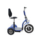 2019NEW CE Rear Motor Drive 1000W48V Zappy Three Wheel Electric Scooter YXEB-712