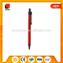 2016 stylish factory direct plastic ballpoint pen with high quality