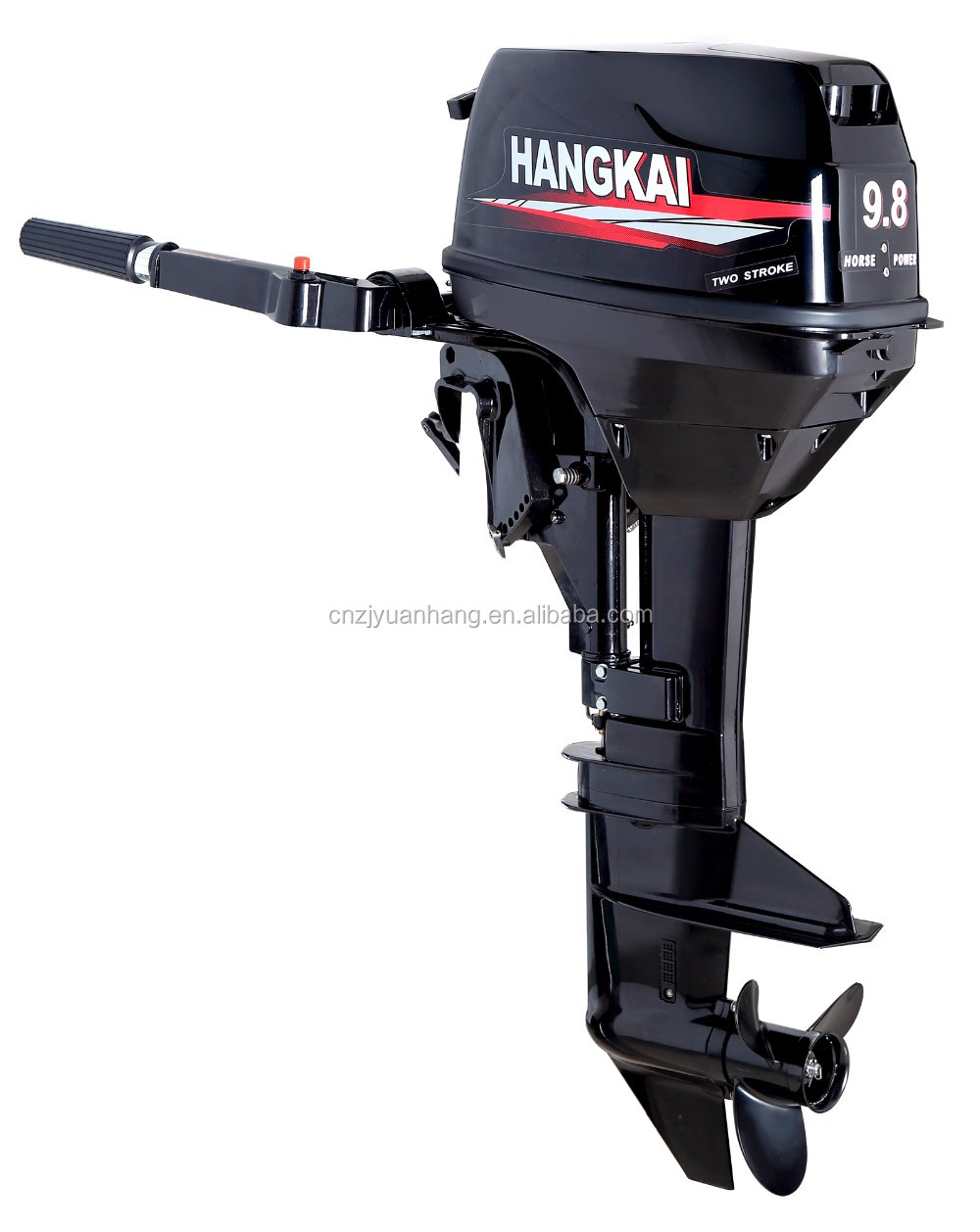 New Condition 2 Stroke Boat Outboard Motor Hangkai