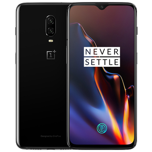 New Oneplus 6T 6.41 inch 6GB/8GB RAM 128GB/256GB ROM Dual Camera 20MP+16MP Android mobile phones 4g