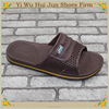 Fashionable Low Heel Mans Sandals With Metallic Buckles Decorations Carton Ben 10 Slipper Flip Flop