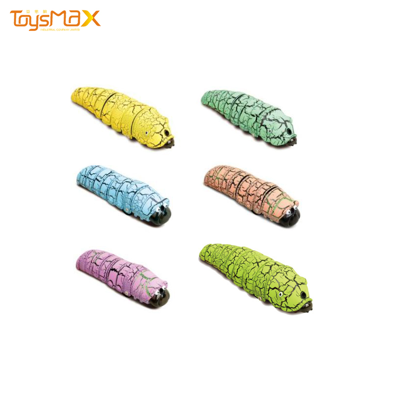 Newest RC Bug Plastic Electric Insect Toy Remote Control IR Bug Toys