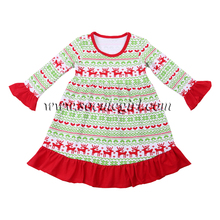 wholesale latest baby boutique frock designs pictures new net cotton frock designs for kids christmas 1 year baby girl dresses