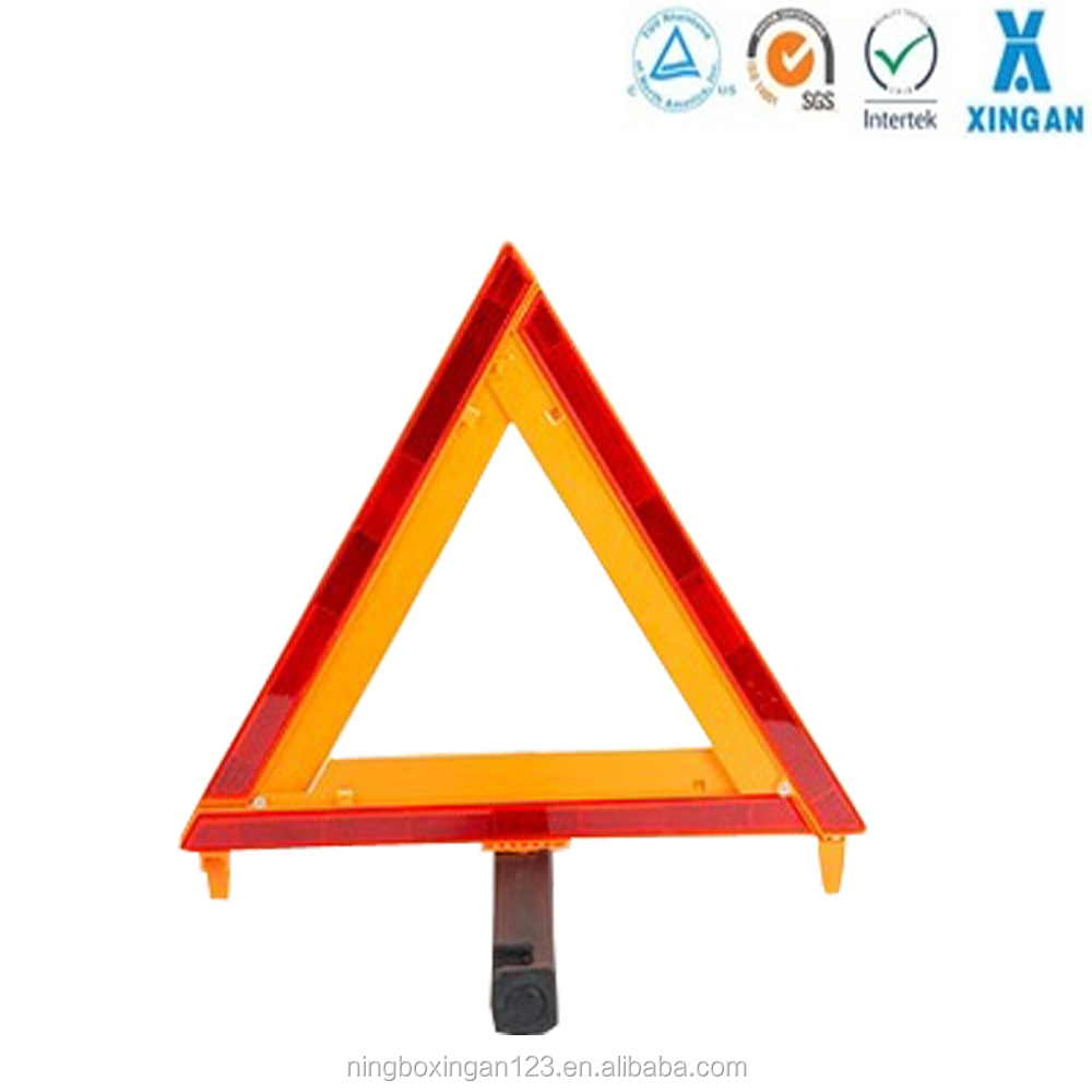 safety reflector new style emergency tools warning triangle