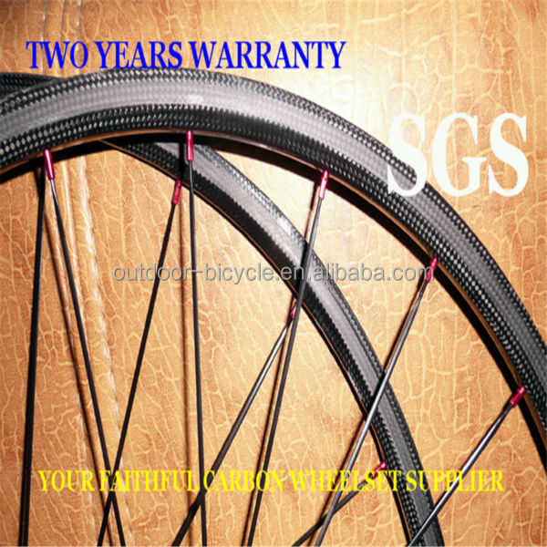 Chinese Best 20mm Road Clincher Full Carbon Bicycles Bikes Rim or Wheel Wheelset Wheel Carbon Bicycle Cheap