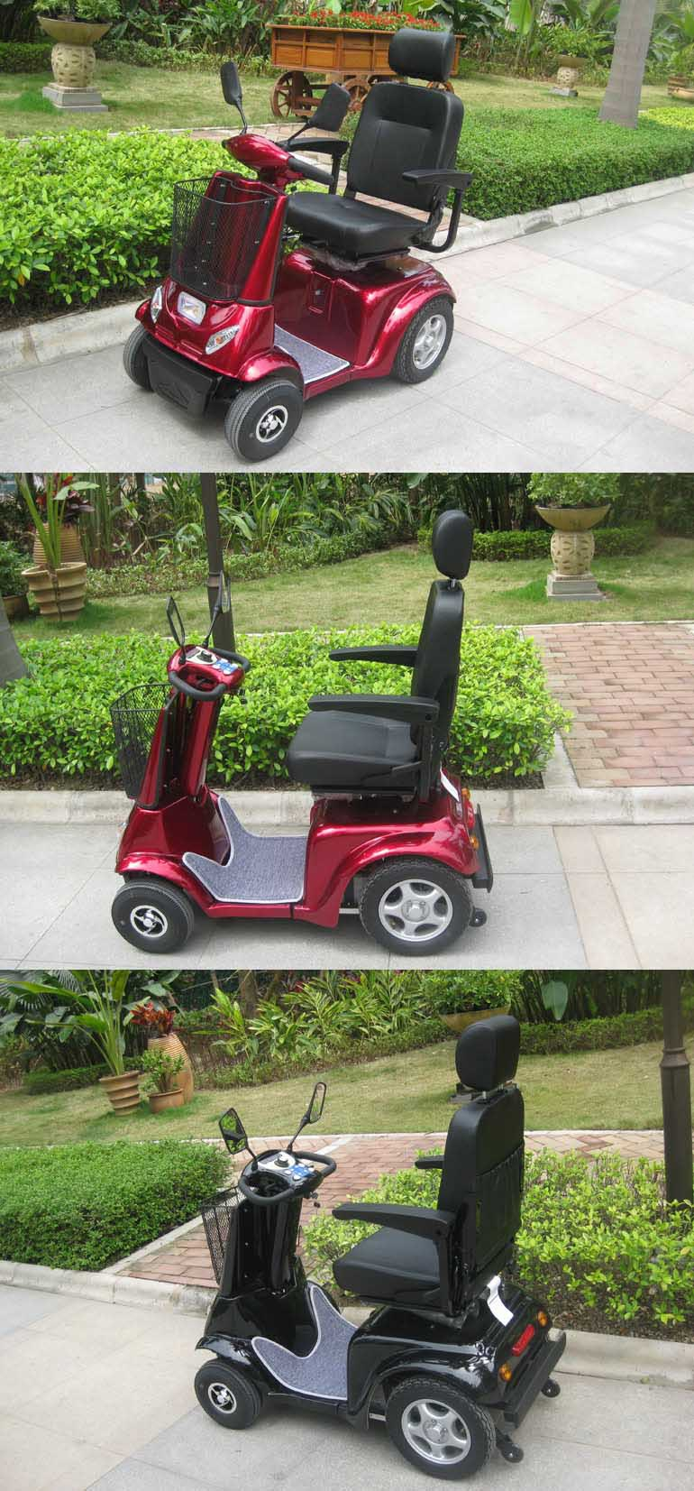 newest electric mobility scooter with ce certificate dl24800 3 china buy scooter with ce. Black Bedroom Furniture Sets. Home Design Ideas