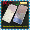 Glitter phone case 2016 new arrival anti-gravity mobile phone case for Iphone7