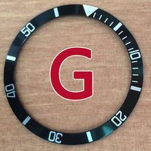 37,4 мм/30,7 мм светящийся алюминиевый Pepsi часы рамка для Rolex RLX SUB GMT Master часы 16800,16610, 114060 чехол запчасти инструменты(Китай)