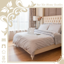 European high-end hollow-out embroidered 4 times A double duvet cover all polyester hotel bedding sheets