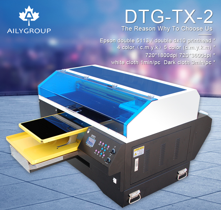 b38d4d0b Aily Dtg Printer A3 For T /fabric/t-shirt/many Kinds Of Material ...