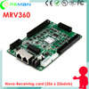 Advertising led pixel controller p3 p4 , Nova led receiving card MRV360 , new design led receiver card MRV360 Novastar