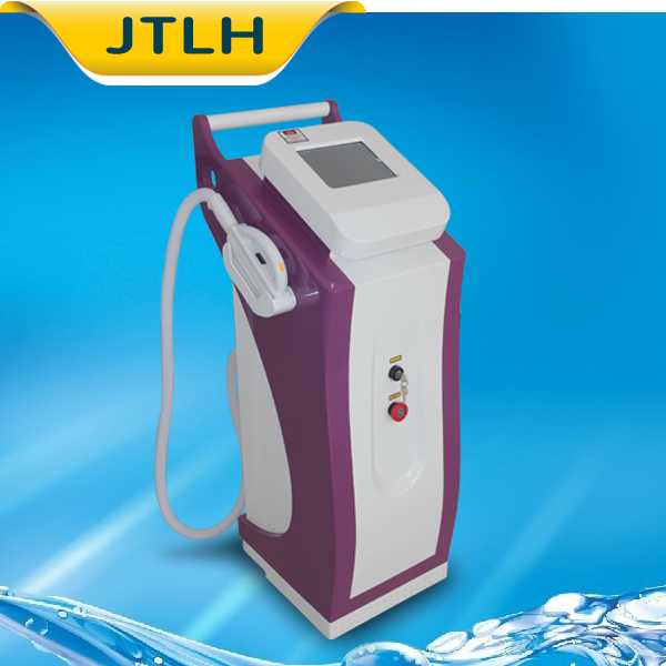 Health Care Beauty Equipment Factory Manufactured equipo de ipl laser depilator portable shr one handle