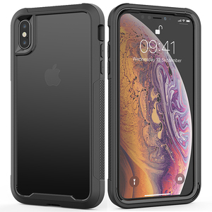 online store 78e30 8df93 Bulk Phone Cases For iPhone X Case Clear, Full Transparent Back Cover Case  For iPhone Xs Max