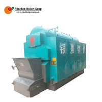 2 t/h Steam boiler generating electricity burning for tofu