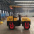 3 ton Mechanical vibratory road roller