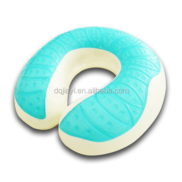 U Shape Neck Pillow Silicone Gel Pillow