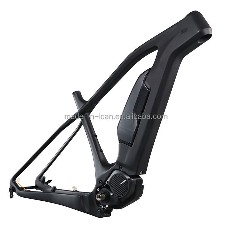 ICAN New E8000 electric 27.5er boost carbon mtb bike frame