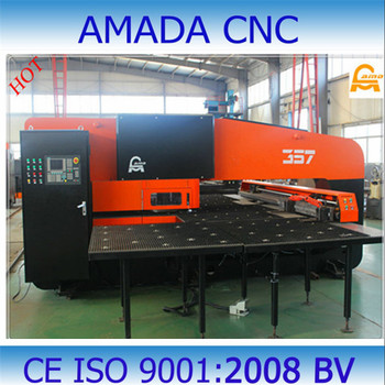 amd 357 cnc punching machine amada used manual punch press buy cnc rh alibaba com Tooling Amada America Amada Punch Press Machine