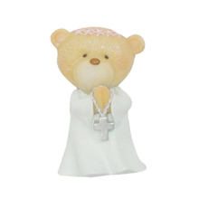Teddy Bear Baby Shower 3D Magnete Del Frigorifero, Polyresin <span class=keywords><strong>Fridge</strong></span> <span class=keywords><strong>Magnet</strong></span>, Italia Souvenir <span class=keywords><strong>Fridge</strong></span> <span class=keywords><strong>Magnet</strong></span>