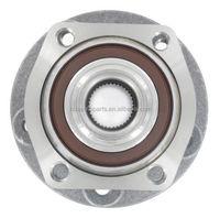 FULL WERK Front auto wheel hub bearing unit assembly set 513175 or 272456