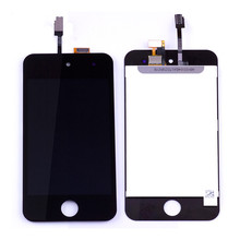 Für ipod touch 4th lcd screen display Touch digitizer AssemblyReplacement