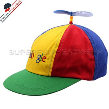 Custom Wholesale 100% Cotton Snapback Propeller Hat - Buy ... ca26e1bfa95