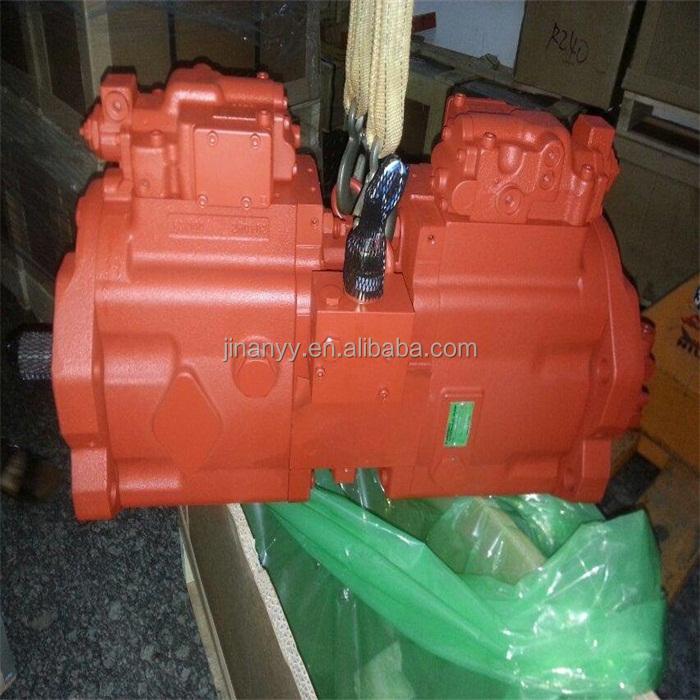 K3V серии Kawasaki K3V63DT K3V112DT гидравлический насос для экскаватор doosan