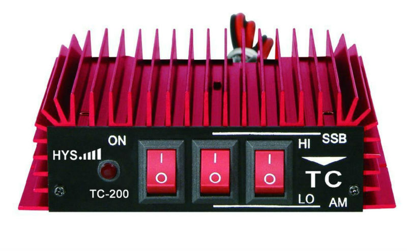 Amplify 50W for HF radio./Hot selling ! Portable HF Radio Amplifier TC-200