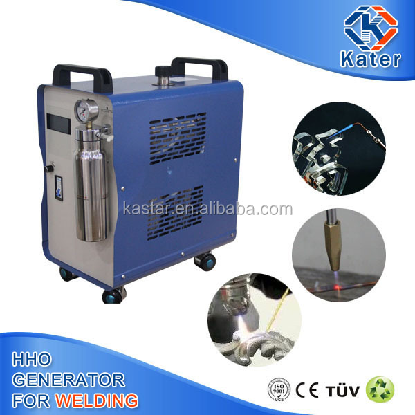 oxy-hydrogen thermocouple welding machine